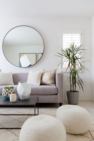 Modern urban living room ideas and inspiration | Gold Coast interior design and living room furniture & 4 Living Room Looks We Love for 2018! | Gold Coast Interior Design