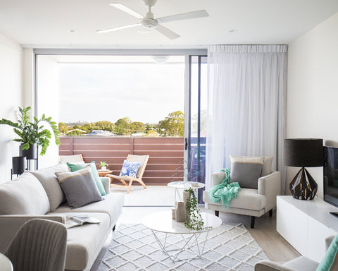 4 common property styling misconceptions! | Tailored Space Interiors, Gold Coast home staging