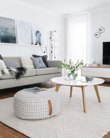 Scandinavian living room ideas and inspiration | Gold Coast interior design and living room furniture