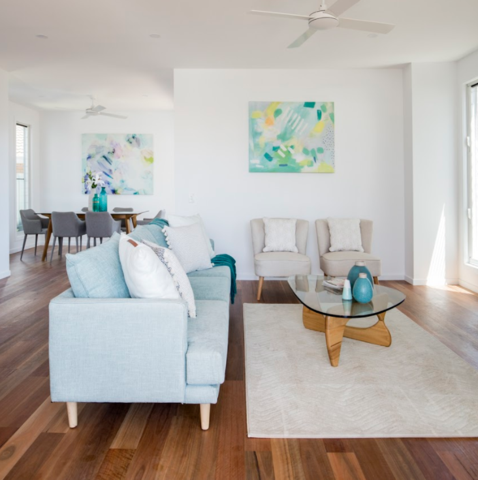 Gold Coast Property Styling | Short Term Furniture Hire | Palm Beach