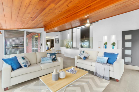 Tweed Heads Property Styling Furniture Hire Packages | Tailored Space Interiors | Sofa Hire