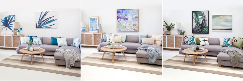 1 Sofa, 3 Ways: Living Room Inspiration