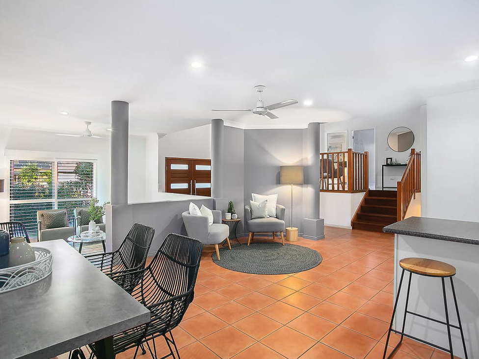 property-styling-elanora-qld-dining-reading-nook-open-plan