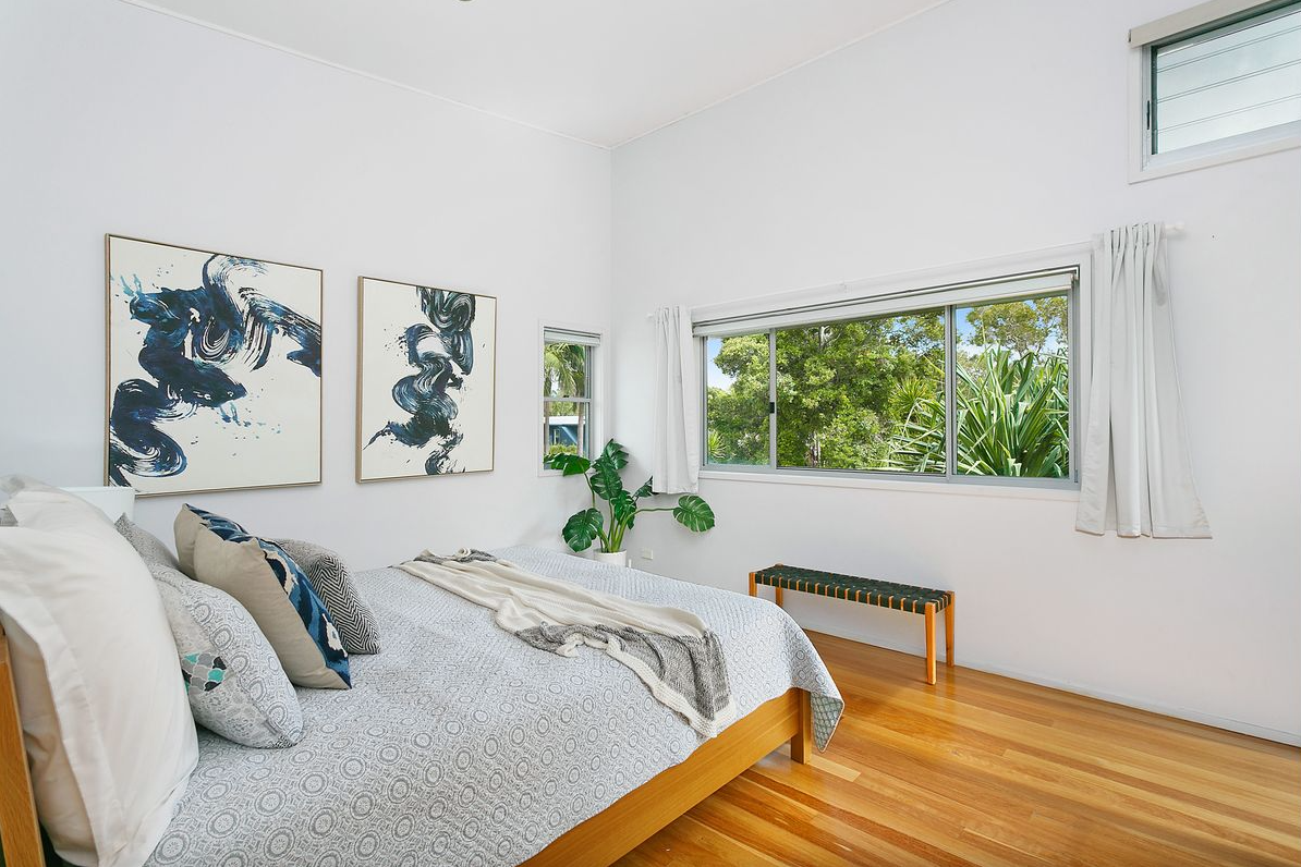 property-styling-fingal-head-nsw-master-bedroom