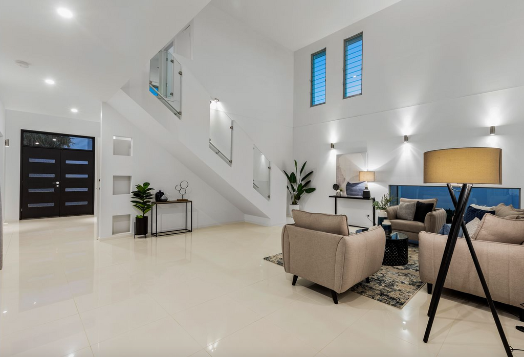 property-styling-for-sale-kingscliff-open-plan-sitting-area