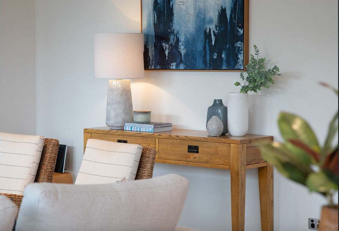 property-styling-for-sale-pottsville-main-living-room-console-styling