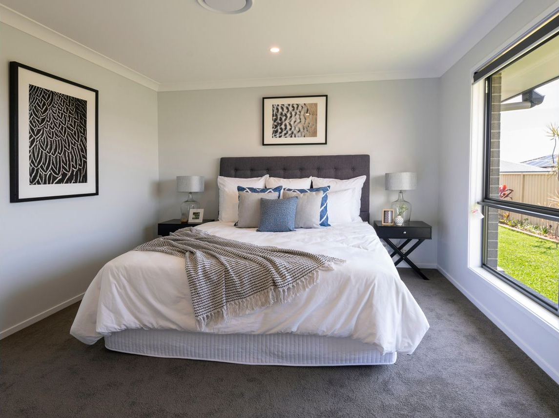 property-styling-nsw-north-coast-master-bedroom