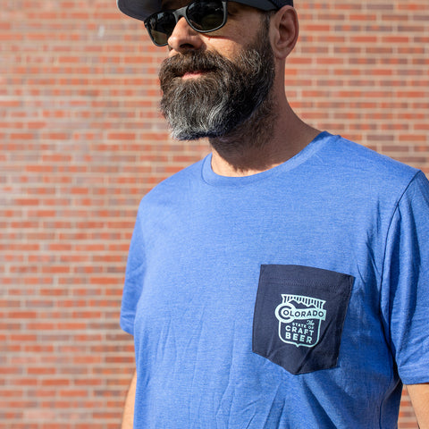 State Of Craft Beer Pocket T