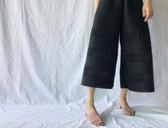 Striped Micro Pleated Pants (79,000원)