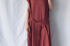 Multi-way Marsala Dress (116,000원)