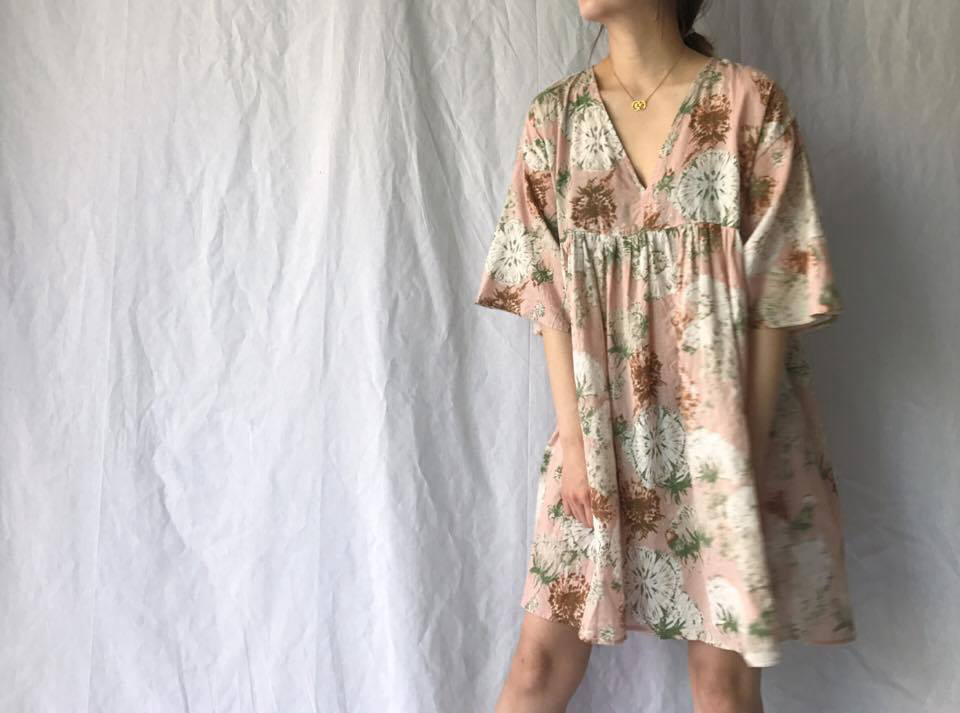 Summer Flower Dress (6,2000원)
