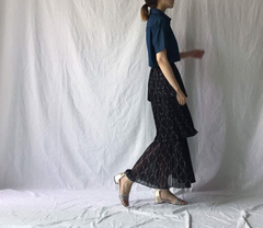 3 Layers Maxi Skirt (86,000원)