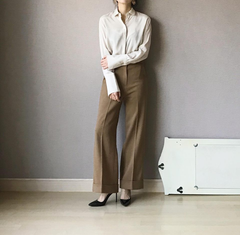 Camel Wide Pants (89,000원)