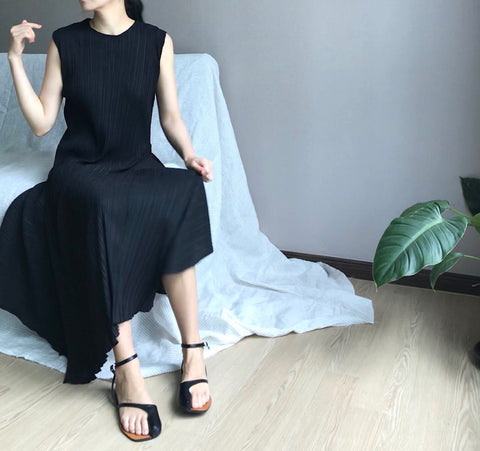 Micro Pleated Dress (95,000원)