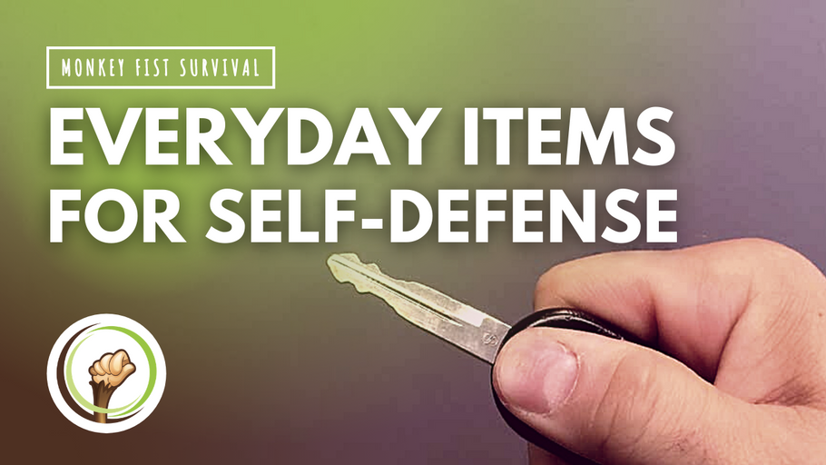 7 Everyday Items You Can Use For Self-Defense