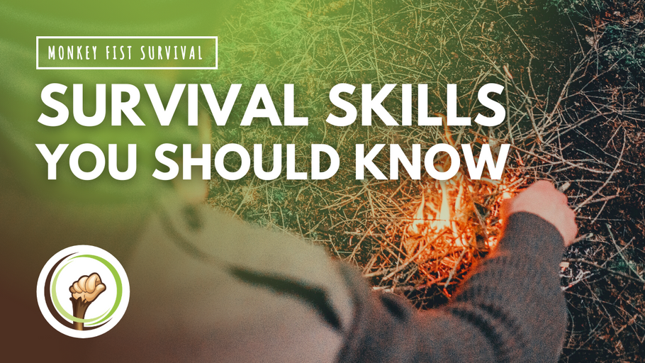 6 Basic Survival Skills Everyone Should Know