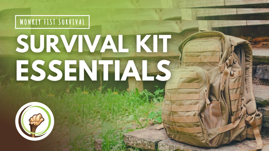 11 Essential Items For Your Survival Kit