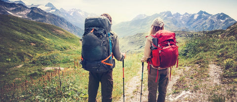 a simple guide on thru hiking for beginners