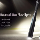 Monkey Fist Self-Defense Bat Flashlight