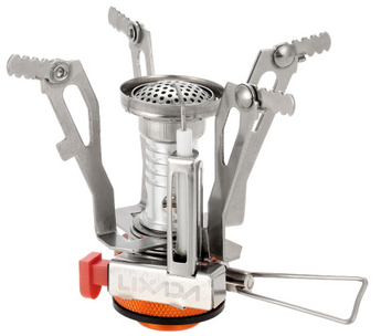 Super Lightweight Mini Camping Stove