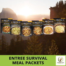 Load image into Gallery viewer, FREE SHIPPING OCU - 2 Peak Refuel Premium Freeze-Dried Survival Meals