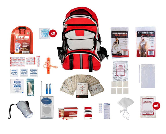Home or Evacuation Basic 72 Hour Survival Kit
