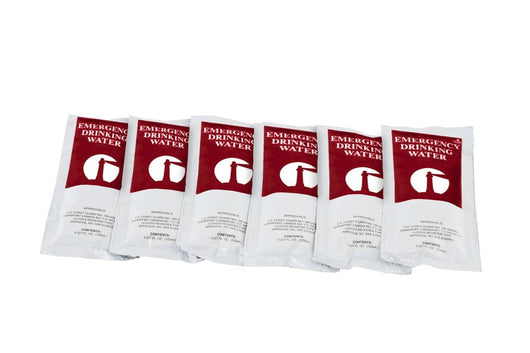 36 Guardian Emergency Drinking Water Pouches