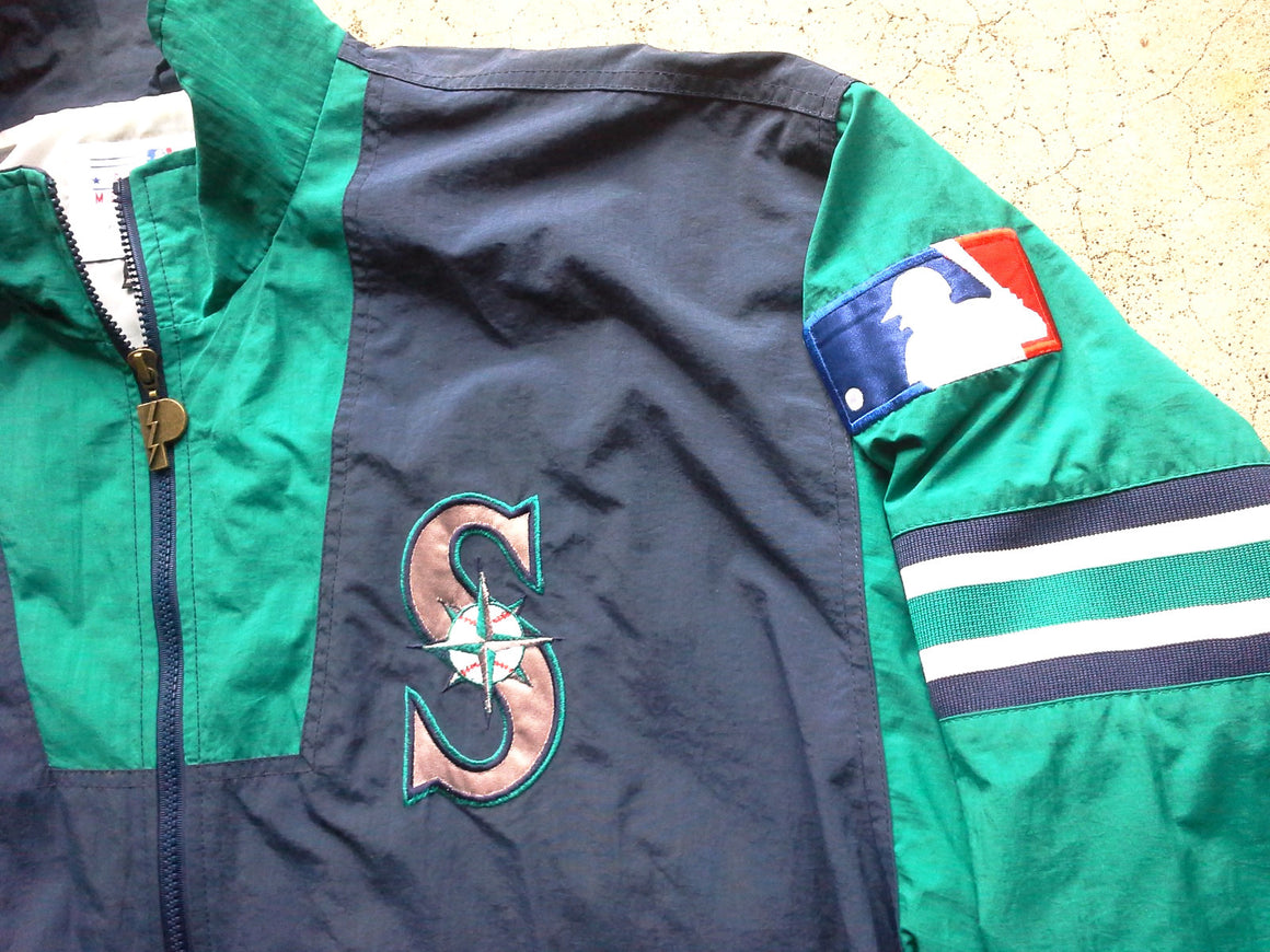 Vintage Seattle Mariners 90s jacket by Pro Player - L
