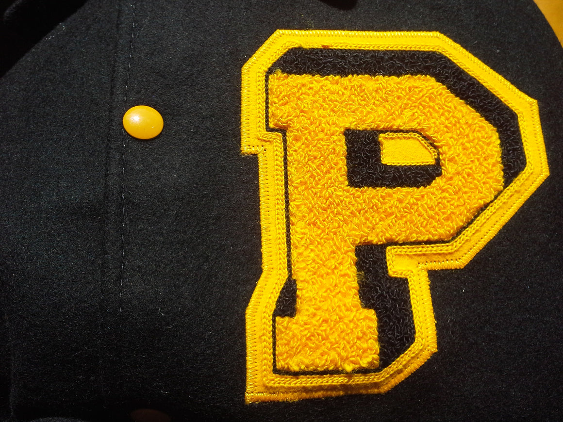 New Pittsburgh Steelers varsity letterman jacket - XL