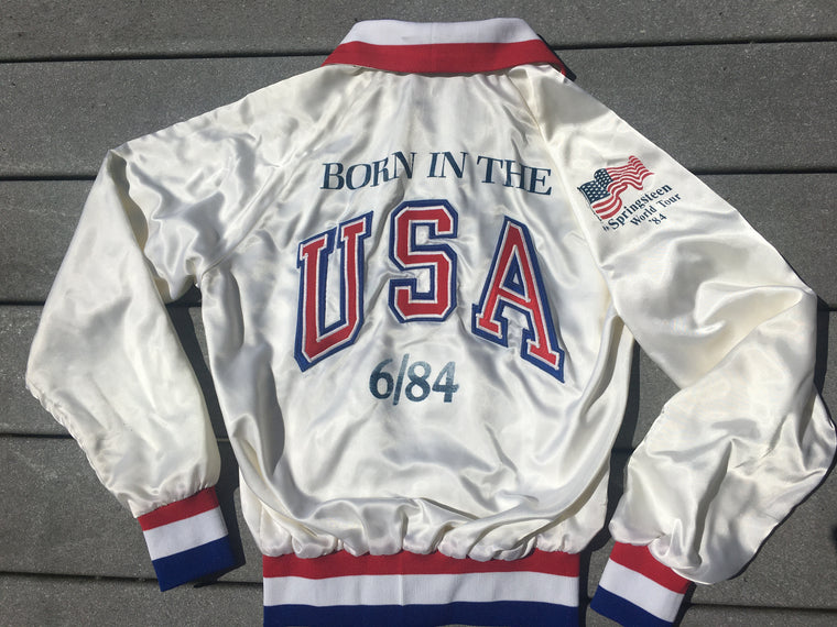 1984 Bruce Springsteen Born in the USA jacket - S
