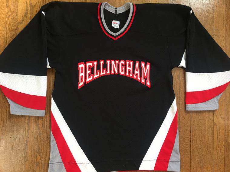 Bellingham hockey jersey - M