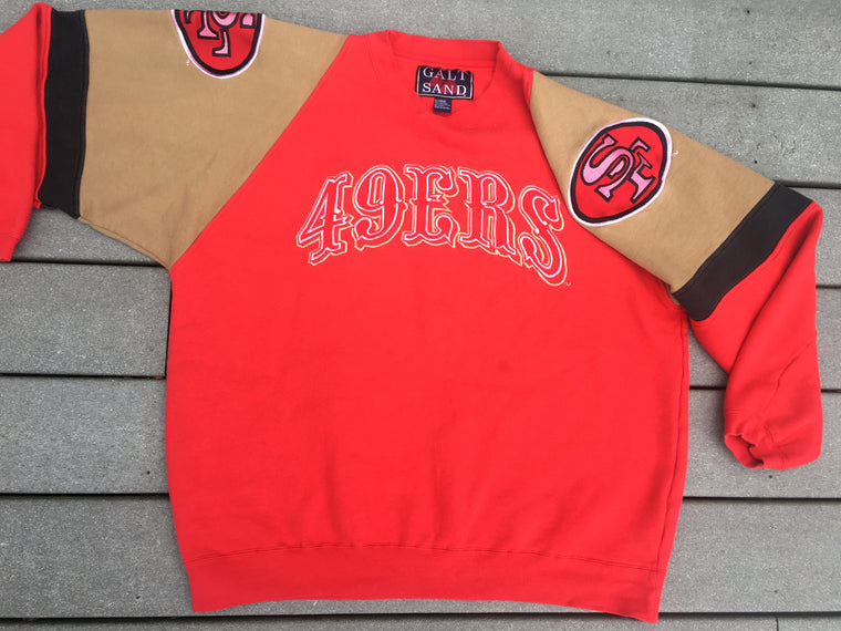 San Francisco 49ers sweatshirt - XL / 2XL