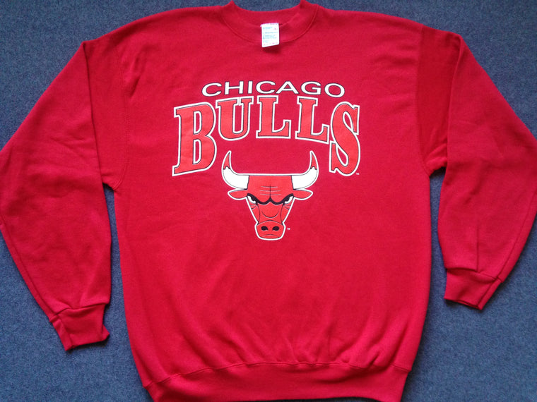 Vintage Chicago Bulls sweatshirt - XL