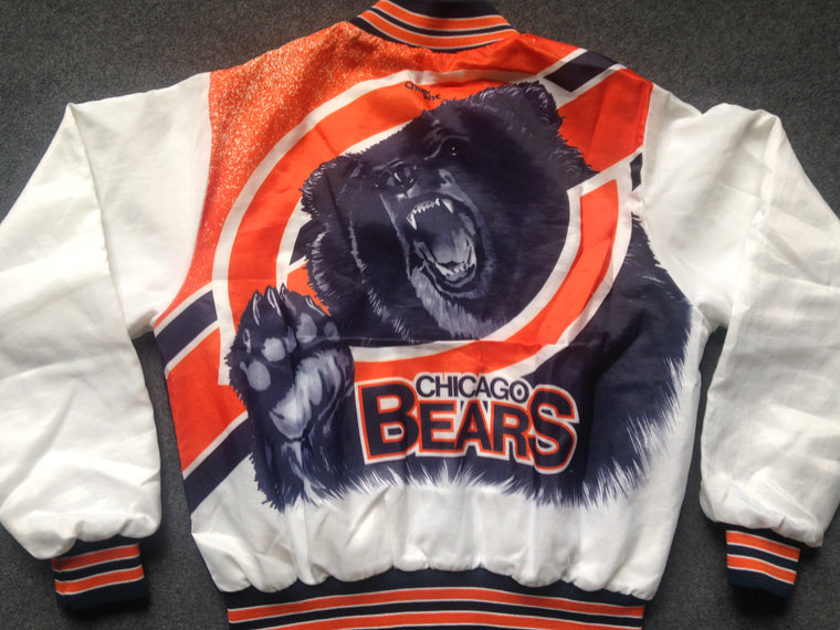 Vintage Chicago Bears Fanimation Jacket - S