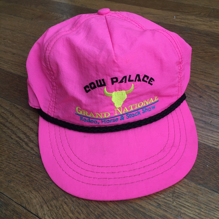 Cow Palace Grand National hat