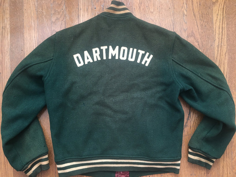 Dartmouth College varsity jacket - S