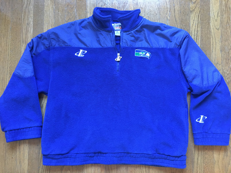 Seattle Seahawks fleece jacket - XXL