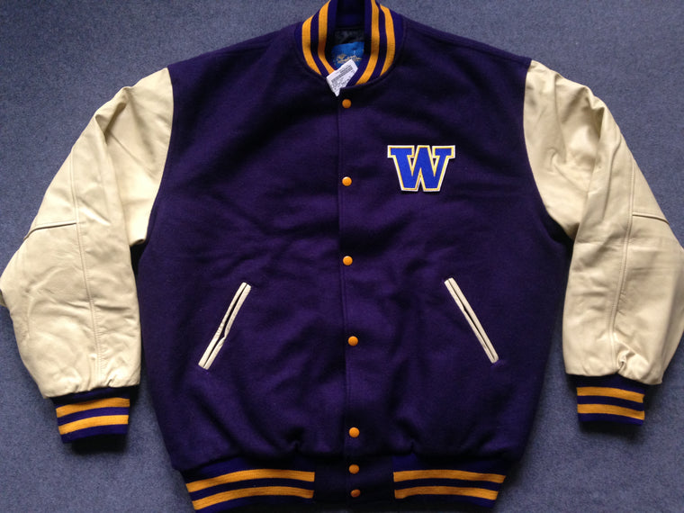 Washington Huskies Letterman jacket - XXL