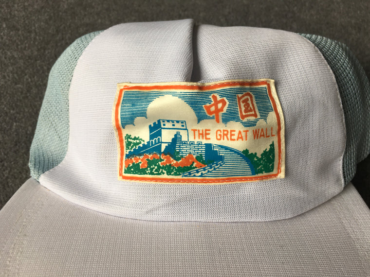Great Wall of China hat