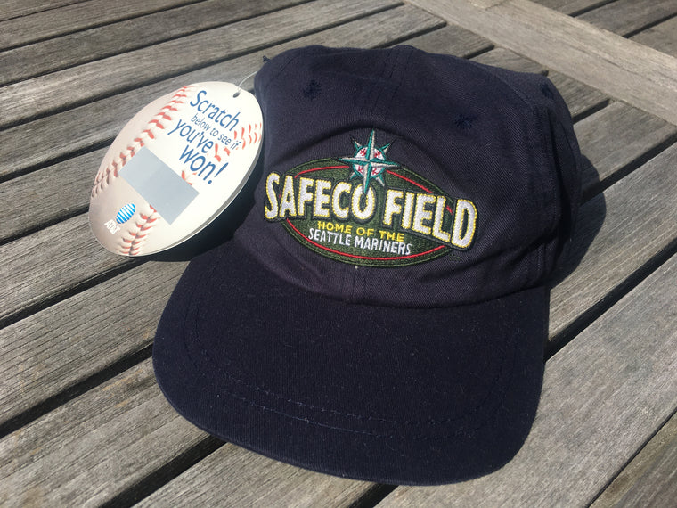 Seattle Mariners Safeco Field hat
