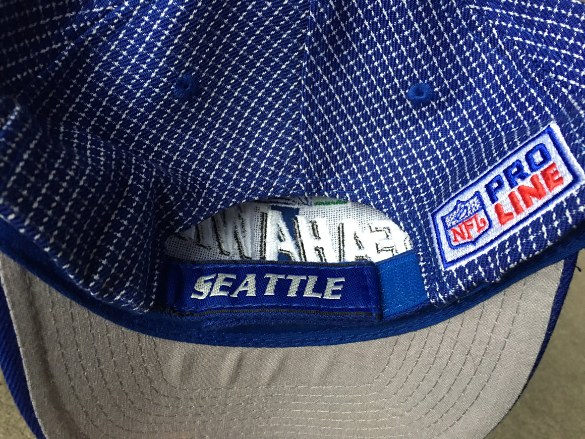 Unworn Seattle Seahawks hat