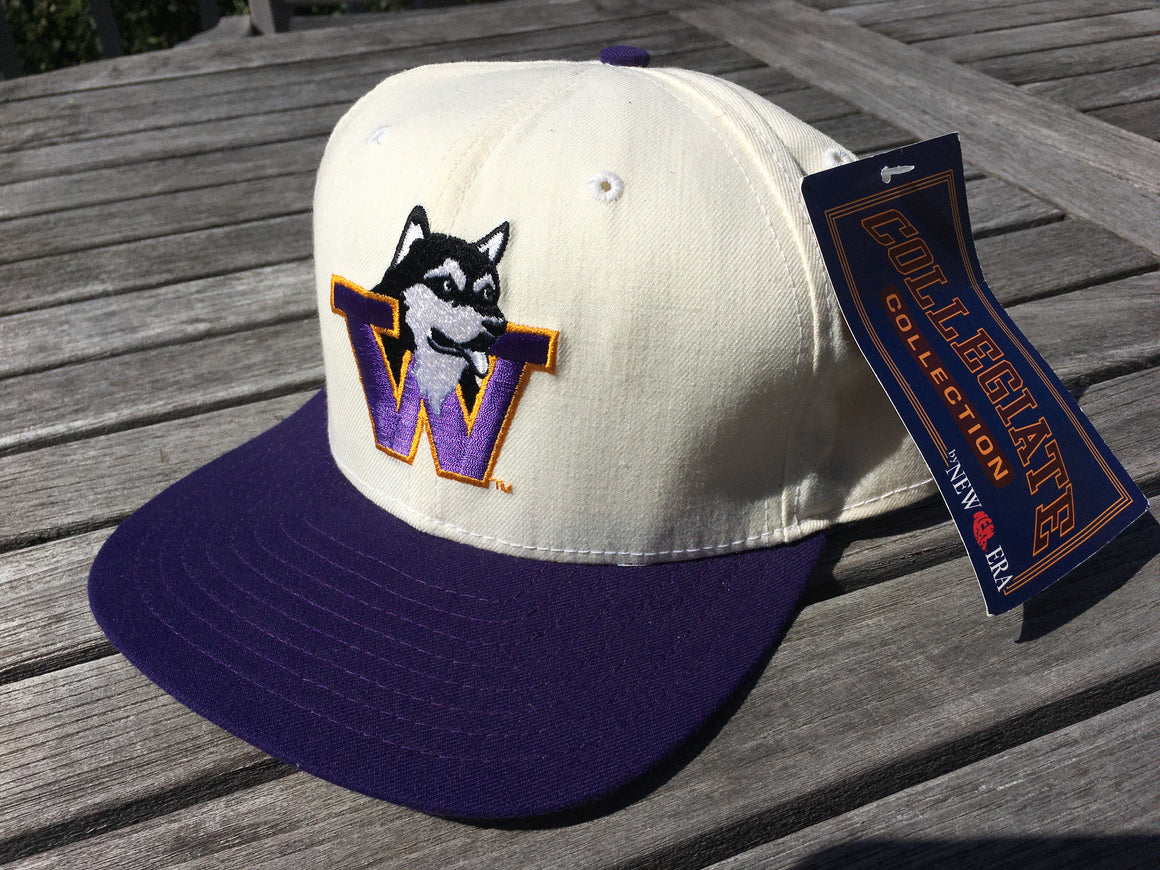 New Washington Huskies snapback hat