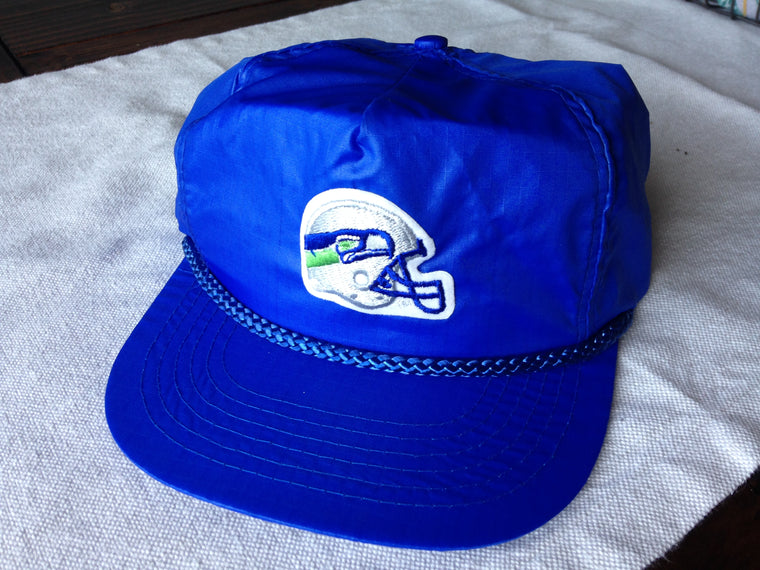 Vintage Seattle Seahawks hat