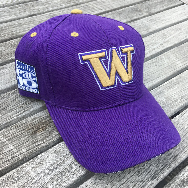 90s Washington Huskies hat