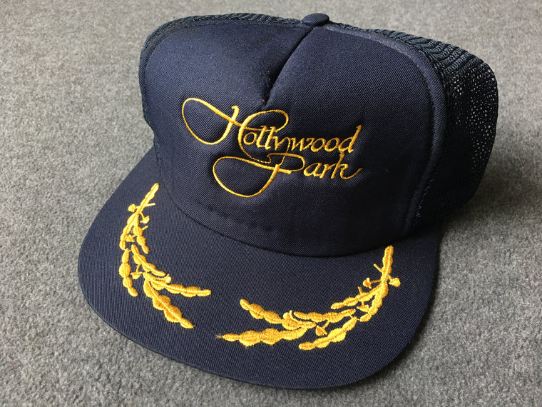 Vintage Hollywood Park hat