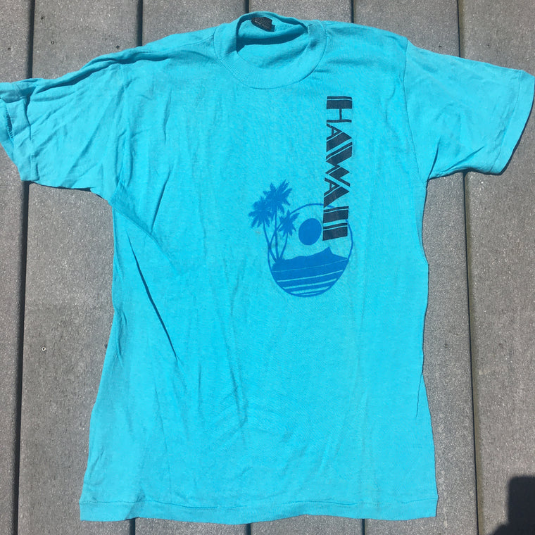 Early 80s Hawaii shirt - S / M