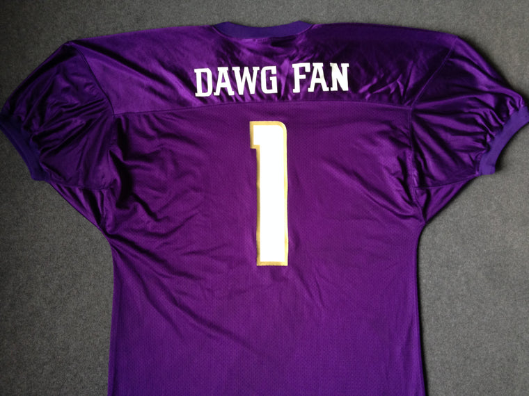 Washington Huskies #1 jersey -  XL