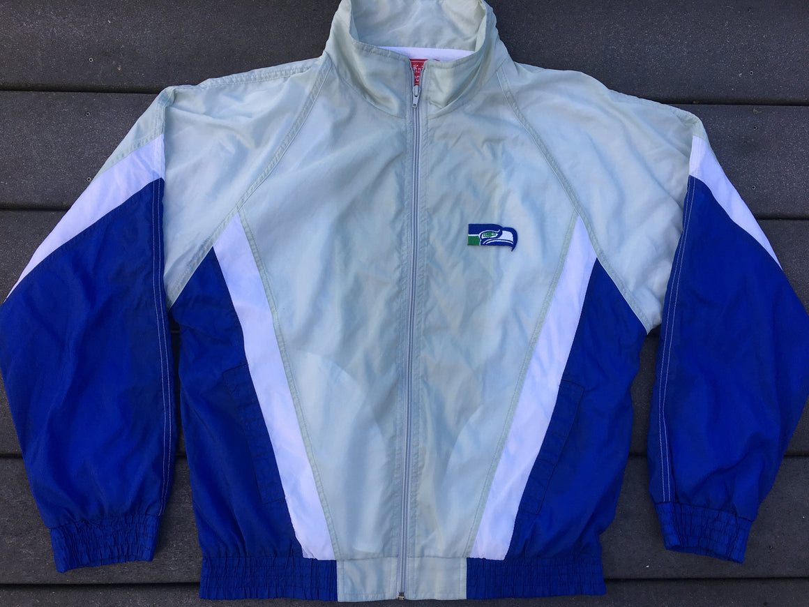 Seattle Seahawks windbreaker jacket - M