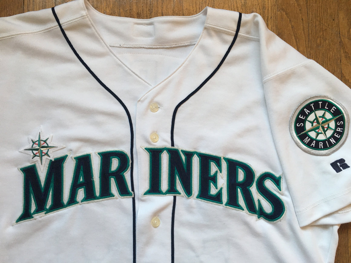 Authentic Seattle Mariners Greg Dobbs jersey - 48 / XL