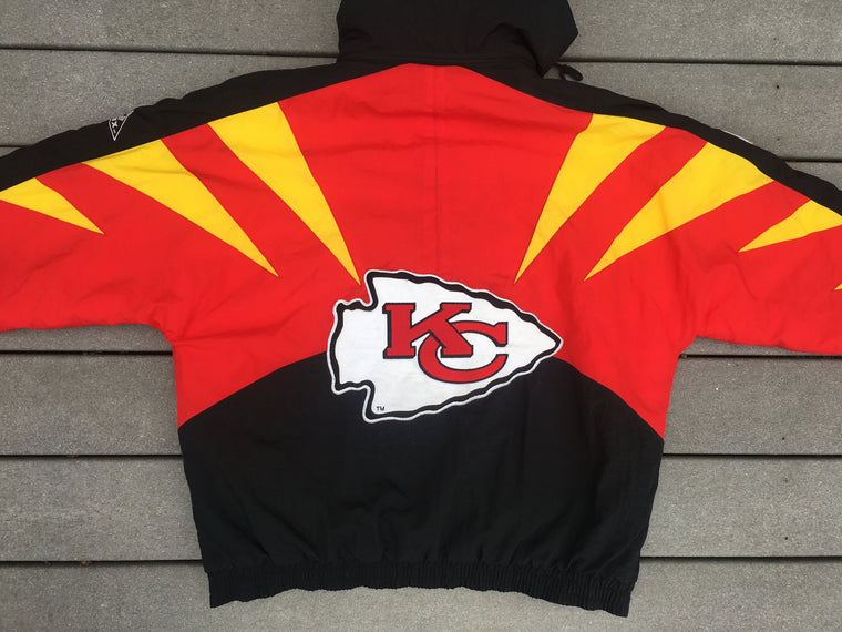 Kansas City Chiefs parka - XL / 2XL